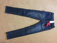 Ladies Jeans brand new with tags size 8