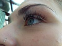 Individual Eyelash Extensions. With 4 years experience as a lash technician