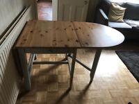 IKEA GAMLEBY Drop Leaf Dining Table