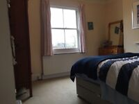 A double room is available in our large East Putney House