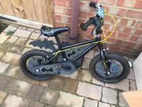 Batman bike 14' bike