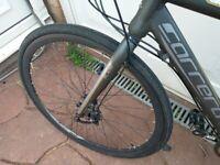Carrera Gryphon Hybird bike