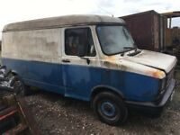 sherpa van Parts breaking spares rover layland daf L200 L400 hot rod