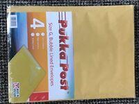 Pukka Bubble Lined Envelopes
