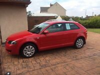 Audi A3 2007 1.6 litre, Low mileage, excellent condition, only two lady owners