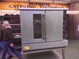 COMMERCIAL CONVECTION CATERING FASTFOOD FAN OVEN MACHINE RESTAURANT PUB KITCHEN SHOP BAR DINER