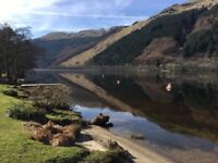 *****LOCH ECK**READ ALL ABOUT IT**SUPERB LOCATION NOT FAR FROM GOUROCK TO DUNOON FERRY*****