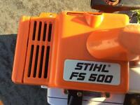 Stihl fs500 professional brushcutter exc condition