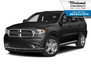 2015 Dodge Durango Limited AWD Leather Sunroof Navigation