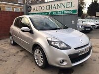 Renault Clio 1.5 dCi Dynamique 5dr£3,395 p/x welcome FREE WARRANTY. NEW MOT