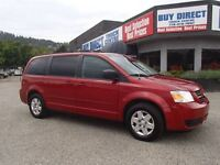 2009 Dodge Grand Caravan SE Stown & Go