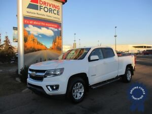 2015 Chevrolet Colorado Crew Cab 4X4 w/6.1' Box, Backup Camera
