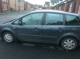 Ford C-Max cheep car high Milage running perfect few scrapes