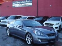 2010 Hyundai Genesis Coupe 3.8 GT Navigation/6-Speed Manual/LEAT