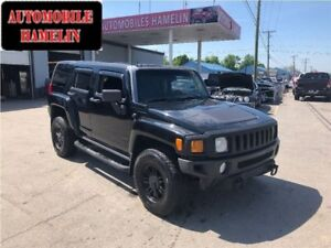 2008 Hummer H3 4x4 mags propre