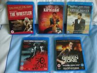 The Assassination of Jesse James, The Wrestler, Green Zone, The Karate Kid, , 30 Days of Nights.