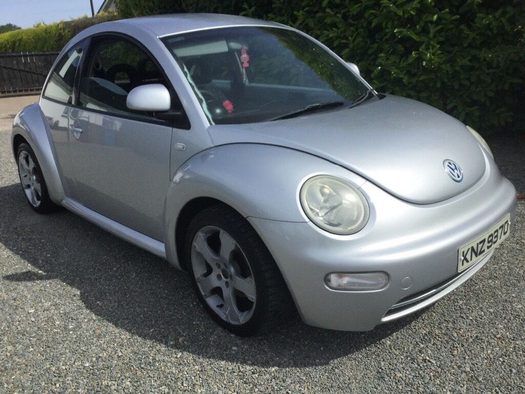 Vw beetle 1.6 full history mot may 2018 great condition cookstown