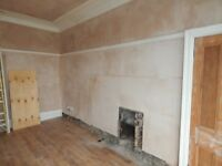 PLASTERER - INTERNAL/EXTERNAL - COVING - CORNICE - TAPING & FILLING - DOT & DAB - SHEETING