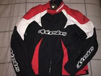 Alpinestars GP plus textile jacket 2XL