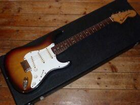 Fender USA Stratocaster 1973 hardtail