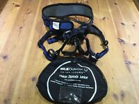 Climbing Harness. Wild Country Vision super kids harness. as new.