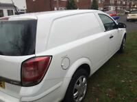 60 plate Astra van