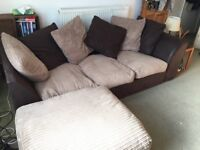 Corner Sofa, great condition, bought 7 months ago