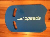 Speedo Kickboard Blue Kick Training Swimming