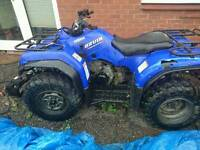 Yamaha bruin quad 4x4 REDUCED not Honda suzuki kawasaki