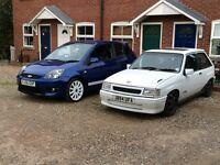 Vauxhall nova gsi (not corsa Astra golf fiesta)