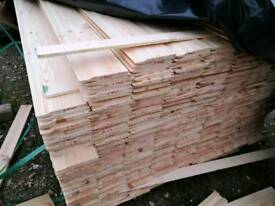 Untreated Shiplap (12mm x 110mm)