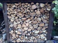 Approx 2 builders bags of logs delivered kent