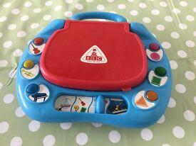 ELC toy laptop