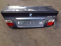 2003 BMW 3 SERIES COUPE 2.0 BOOT TAILGATE PETROL