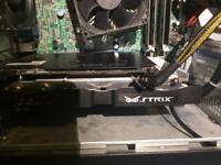 Gaming pc Intel i5 and gtx 960 strix