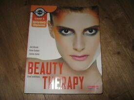 Beauty Therapy Level 3/NVQ/SVQ Diplomas book.
