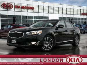 2014 Kia Cadenza Base - BLUETOOTH, BACK-UP CAM, NAVIGATION