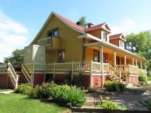289 500$ - Maison 2 étages à vendre à Riviere-Ouelle