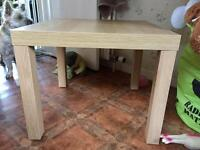 Ikea occasional table