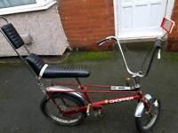 Hurcules chopper mk1 raliegh 1971 bicycle