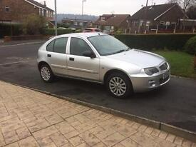 Rover 25 facelift 54plate.