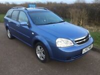Chevrolet Lacetti 1.8 SX Estate 5dr Petrol Automatic