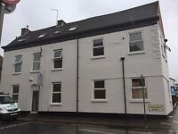 Fully refurbished unfurnished one bedroom duplex apartment on the 2nd floor, just off Rice Lane