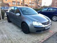 Bargain!! Golf 1.6, 2004, Grey, 5 Doors - £650
