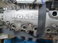 Honda Civic Engine + Gearbox D15z6 1.4L vetec 1995-2000