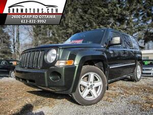 2010 Jeep Patriot 4 X 4 NORTH EDITION