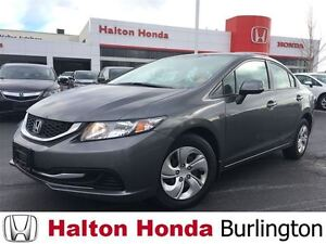 2013 Honda Civic LX | 5SP | HEATED SEATS | BLUETOOTH | KEYLESS E