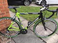 Cannondale carbon road bike REDUCED DUE TO TIMEWASTERS!