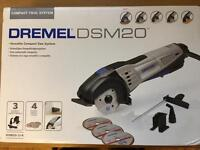 Dremel dsm20 compact saw cutter