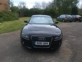 Audi A5 2.0 TDI Black Edition 2dr 2011 (61 reg), Coupe